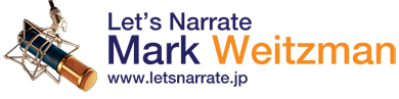 Lets Narrate – Mark Weitzman Voice Over
